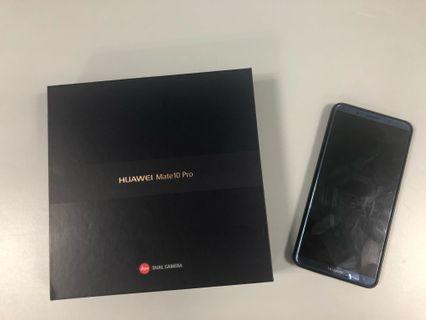 🚚 Huawei Mate 10 Pro blue 128gb 6gb ram