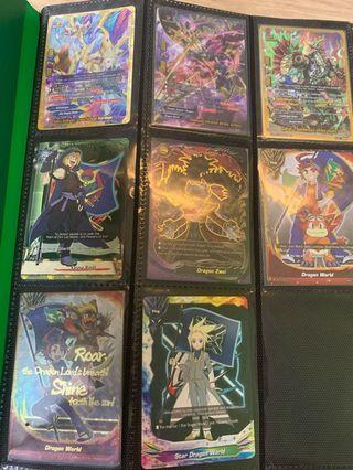 🚚 Buddyfight sp and flags