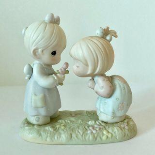 Precious Moments Figurines • Good Friends Are Forever