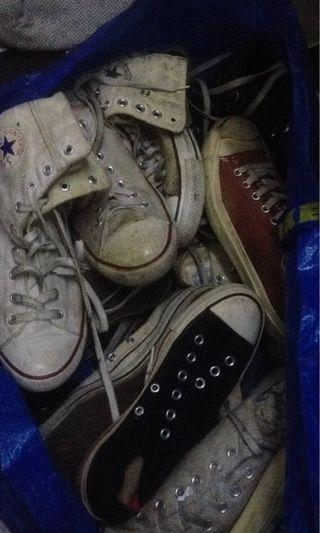 Converse Rare and Vintage
