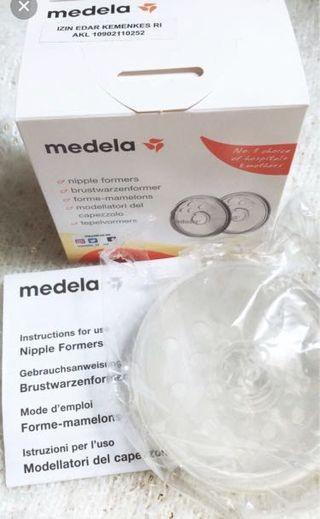 Medela Nipple formers #BAPAU