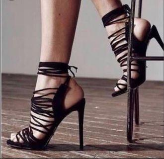 Tony Bianco Avar strappy heel size 5