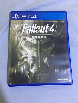 PS4 games gta5+fallout 4+metal gear 5+density