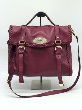 Mulberry Alexa Soft Buffalo Bag