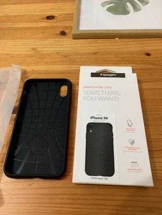 Iphone XR matte black casing
