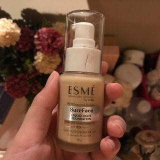 Erha surface liquid foundation