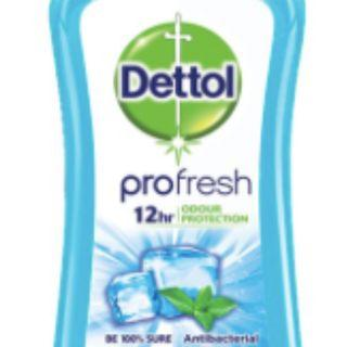Dettol Shower Cool (Pro Cool) 900ML + Refill Pack