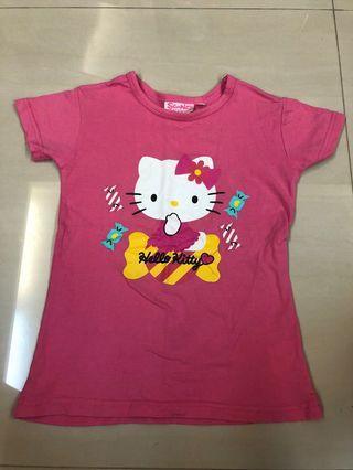 Hello Kitty T-shirt 4-5 years