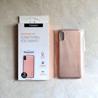 Case iPhone X/XS Spigen Thin Fit Original