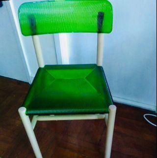 Designer Chair from Italy Trattoria Sedia