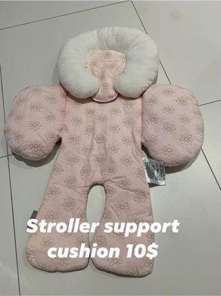 Stroller cushion