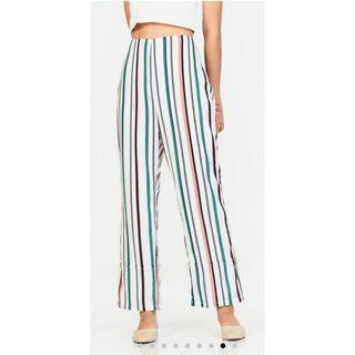 TCL The Closet Lover Heline stripes pants | By Theclosetlover