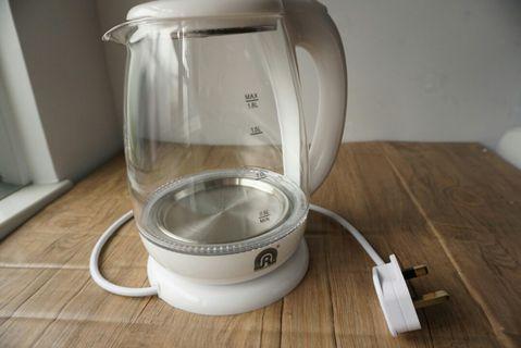 全新玻璃電熱水煲