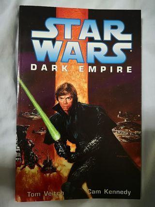 🚚 Star Wars- Dark Empire trade paperback