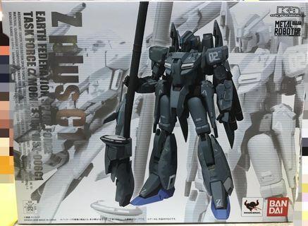 Metal robot魂 z plus C1 02 全新未開封行版 Gundam 高達