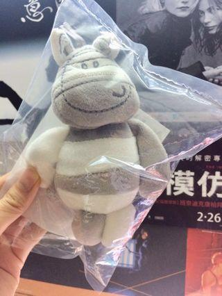 全新原裝有機棉安撫娃娃[含政府檢驗商品安全貼紙]