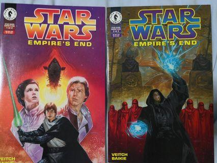 🚚 Star Wars- Empire's End 1 and 2