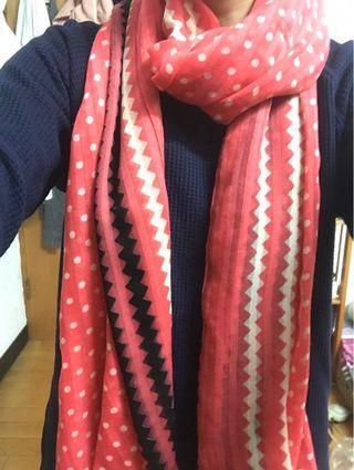 🚚 【專櫃品牌Bonita】圍巾