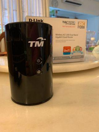 Dlink Hypp TV TM Net Router