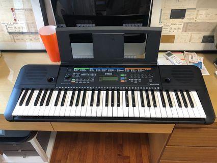 Yamaha Keyboard PSR E253