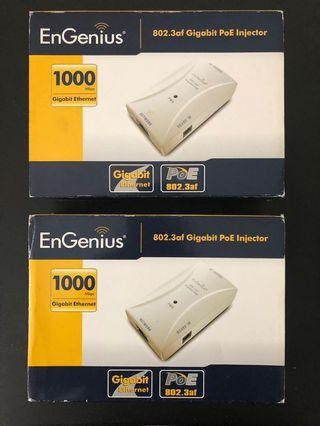 EnGenius PoE Injector (2pcs)