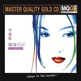 全新 李蕙敏 橫濱別戀 2019 REMAKE MQG Master Quality Gold CD