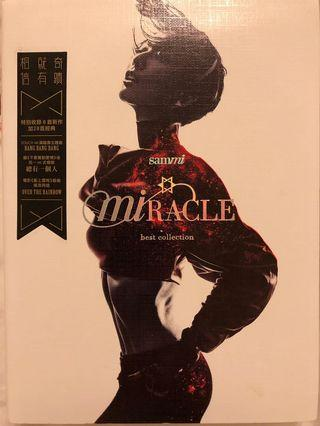 CD:鄭秀文 Sammi Cheng《Miracle Best Collection》