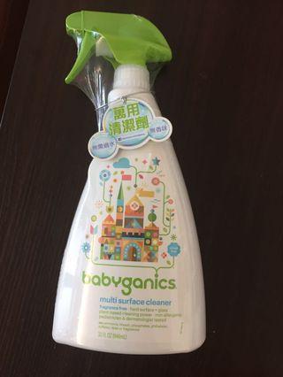 Babyganics 萬用清潔劑
