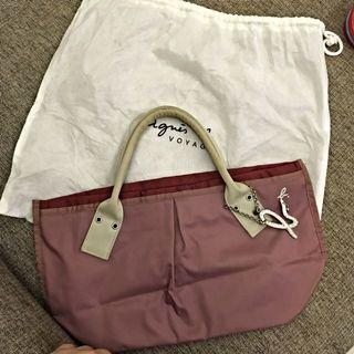 🚚 Agnes b Bag In Dusty Pink