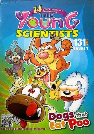 Young Scientists Level 1 (more in description)