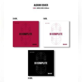 [SEALED] AB6IX 1ST EP - B:COMPLETE I ver. with poster