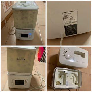 Authentic Novita Humidifier NH900