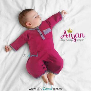 Baju Raya (Baby Boy) - include postage