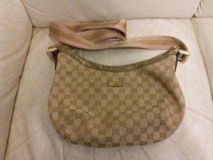 Gucci sling bag 斜揹袋