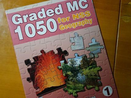 Graded MC 1050 for NSS geography 1 #hkdse #MTRtm #newbieMay19