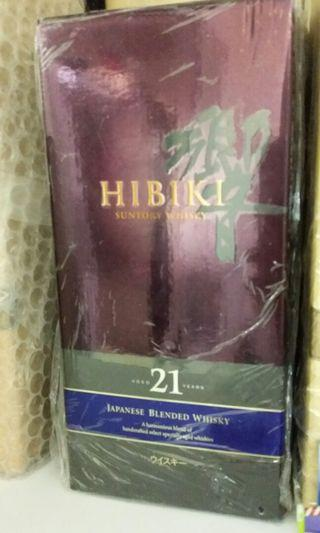 響21 日本威士忌 Japan Whisky 響 21