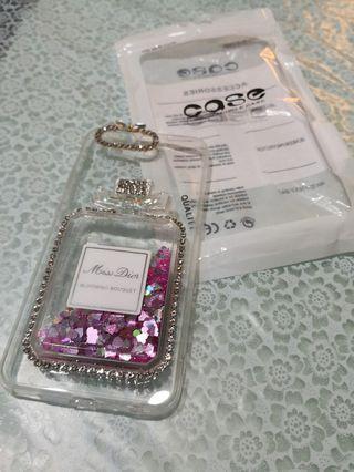 🚚 Huawei p smart phone Casing Pink