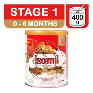 🚚 Abbott Isomil Soy Infant Formula - Stage 1