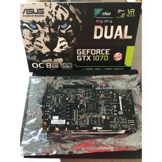 Asus Geforce GTX 1070 OC 8GB
