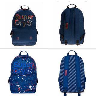 特價 Superdry backpack 背囊 背包