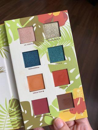 🚚 Alamar Cosmetics Reina Del Caribe Eyeshadow Palette Vol 1