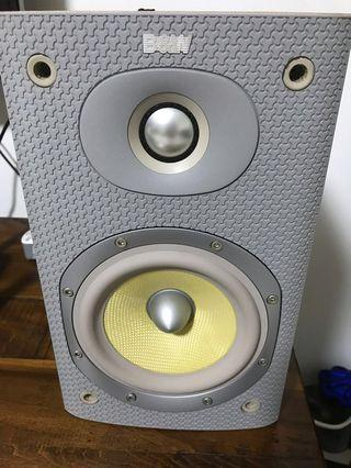 Bowers & Wilkins DM 600 S3 Excellent condition