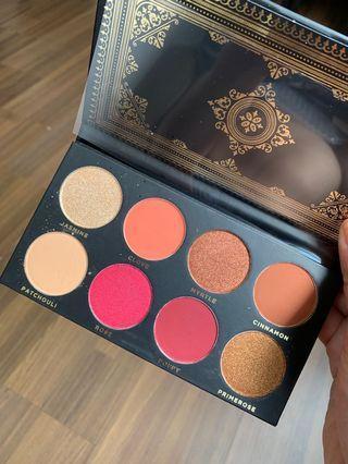 🚚 BNIB Ace Beaute Grandiose Eyeshadow Palette