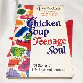 Chicken Soup for the Teenage Soul (Volumes I & II) by Canfield, Hansen, & Kirberger