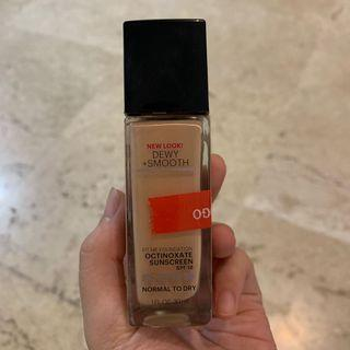 Maybelline Fit Me Foundation shade 115 ivory