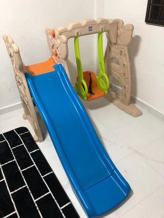 Kids Slide & Swing
