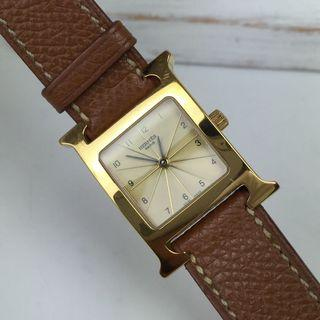 🌈☀️Classic Hermes Watch