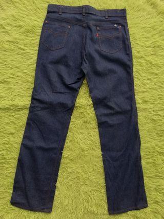 Vintage 70's Levi's Saddleman Deadstock Jeans