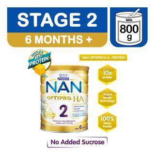 Nestle Nan Optipro HA Follow Up Milk Formula - Stage 2