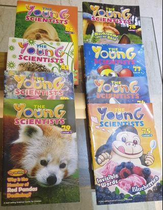 🚚 The Young Scientists